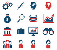 Office simply icons. Office simply symbol for web icons and user interface Royalty Free Stock Photos