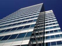 Office skyscraper In London's Docklands Stock Image