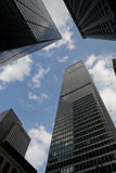 Office Skyscrapers Stock Photography