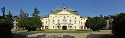 Office of slovak government Stock Photo
