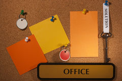 Office Solution Stock Photo