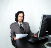 Office space-3 stock images