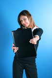 Office Space Royalty Free Stock Photo