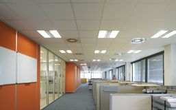 Free Office Spaces Royalty Free Stock Photo - 21798705