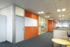 Office Spaces Royalty Free Stock Photos