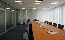 Office Spaces Royalty Free Stock Images