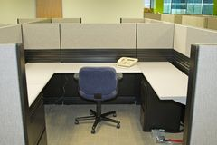 Office Spaces stock photo