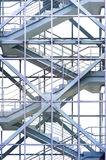 Office stairs Royalty Free Stock Photography