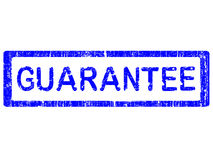 Office Stamp - GUARANTEE Royalty Free Stock Image