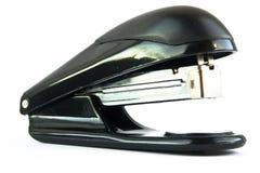 Office stapler. Closeup on white background stock image