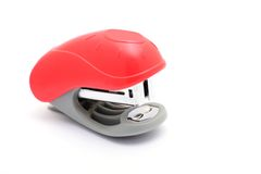 Office stapler Royalty Free Stock Images