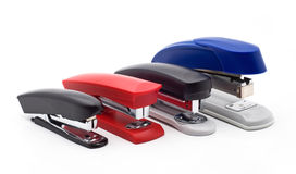 Office Staplers Stock Image