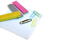 Office Stationery Royalty Free Stock Image