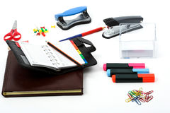 Office stationery Stock Photos