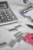 Office stationery Stock Photography