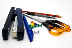 Office Stationery stock image