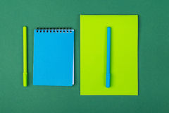 Office stationery Royalty Free Stock Photography