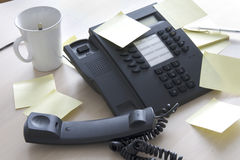 Office stress Stock Images