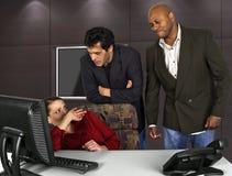 Office Stress Royalty Free Stock Photo
