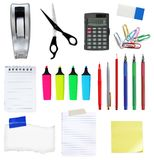 Office Stuff 2 Stock Image