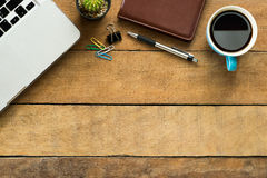 Office stuff Royalty Free Stock Images