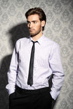 Office style clothes Royalty Free Stock Photo