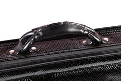 Office suitcase handle Stock Images