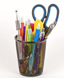 Office supplies. Royalty Free Stock Images
