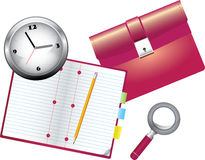 Free Office Supplies Royalty Free Stock Photography - 14597567