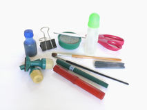 Free Office Supplies Stock Photography - 8141562