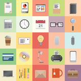 Office supplies and business  Stock Photo