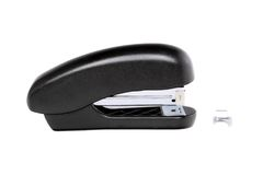 Office supplies-stapler . Isolated . stock photos