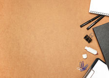 Office supplies Stock Image