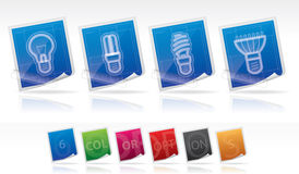 Office Supply Stock Image