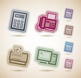 Office Supply Royalty Free Stock Images