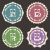 Office Supply. Objects: Water supply, Tea Maker, Coffee Maker Royalty Free Stock Photography