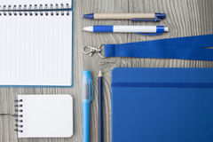 Office supply collection Stock Images