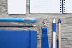 Office supply collection Stock Photography