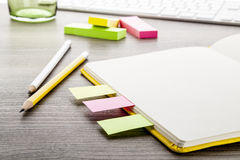 Office supply collection Royalty Free Stock Images