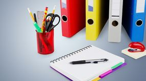 Office Supply Stock Photo