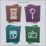 Office Supply. House related Objects Royalty Free Stock Photography
