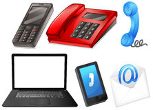 Office supply Royalty Free Stock Image