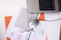 Office table Stock Photos
