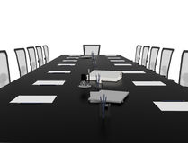 Office table Stock Image