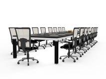 Office table Stock Photos