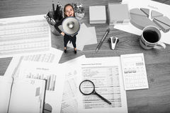 Office table stock images