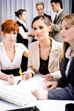 Office team Stock Photo
