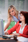 Office team Stock Image
