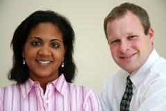 office team Στοκ φωτογραφία με δικαίωμα ελεύθερης χρήσης
