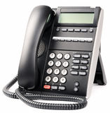 Office telephone set Stock Photography